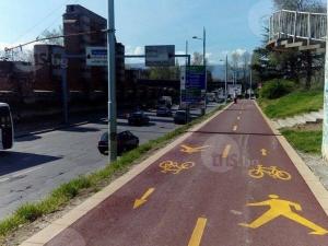 Пловдивчанин пита кмета: Това велоалея или пешеходна зона е? СНИМКА