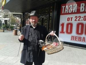 Доналд Тръмп помага на коминочистач в Пловдив СНИМКИ