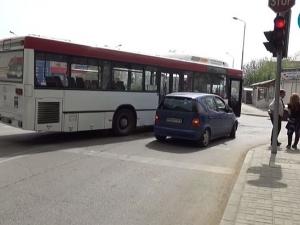 Скандали на пътя и верижни катастрофи белязаха Пловдив днес ВИДЕО