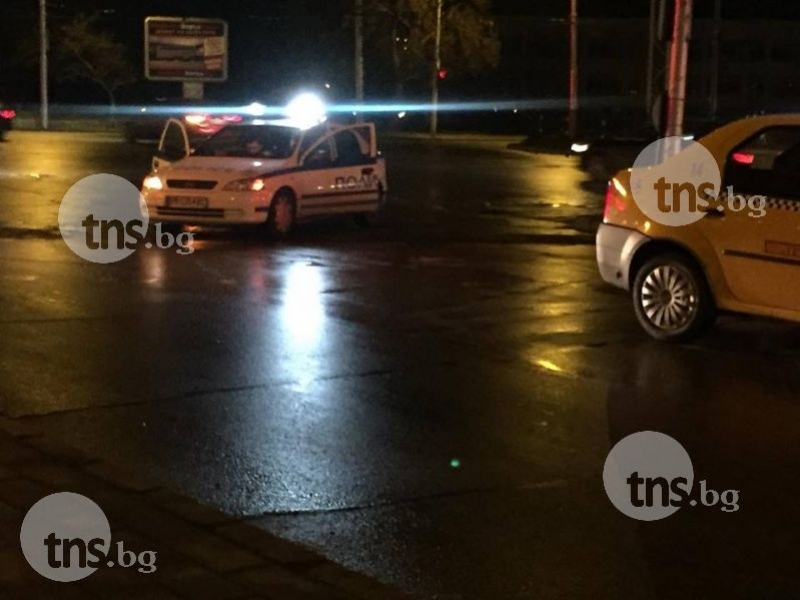 Пловдивчанин блъсна пешеходка и избяга, хванаха го на Терминал 2