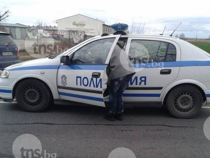 Отново бой на пътя! Таксиджия счупи носа на шофьор след забележка