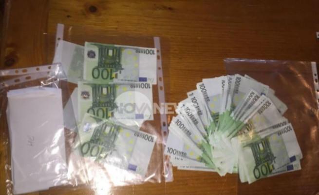 Фалшиви милиони и цяла печатница за пари хванаха в село