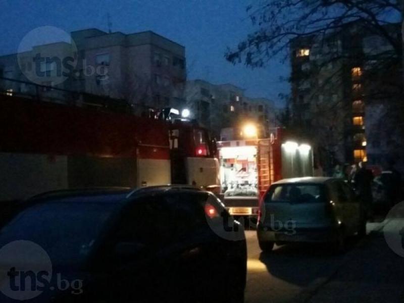 Самотен мъж загина при пожар от забравена храна на котлона