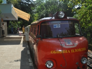 Детската железница в Пловдив с 35-годишна история! Знаете ли я?