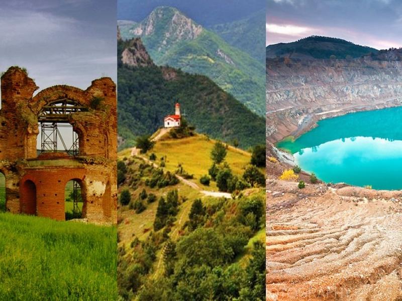 Топ 10: Уникални места за разходка само на час от Пловдив! СНИМКИ