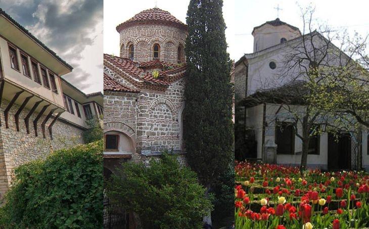 Топ 10: Устоялите на времето манастири на минути от Пловдив! СНИМКИ