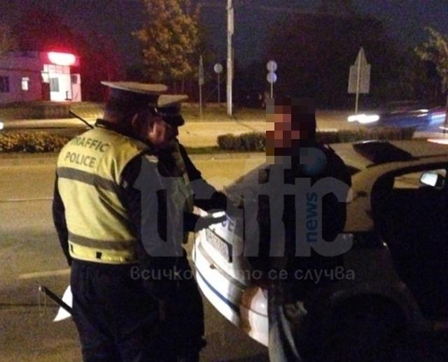 Пияни и дрогирани шофьори  масово карат по пътищата в Пловдив и региона