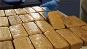 В Колумбия конфискуваха 8 тона кокаин