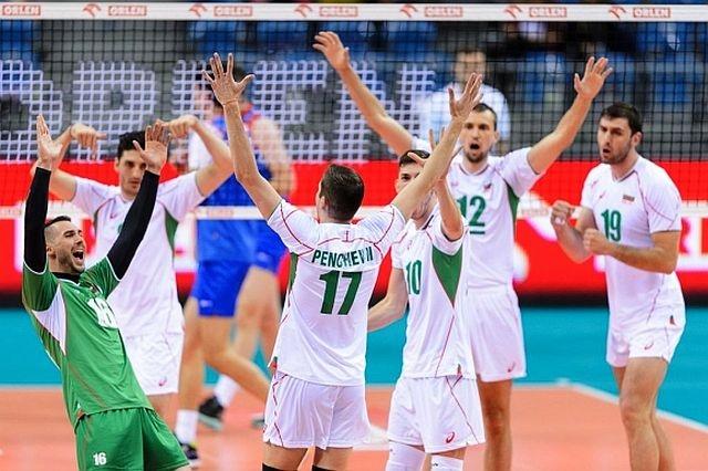 Българските волейболисти сразиха Сърбия в Крахов