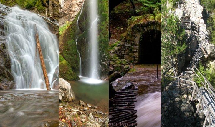 Топ 10: Уникални водопади само на час от Пловдив СНИМКИ