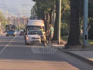 Моторист пострада в Кючука! Карал с висока скорост