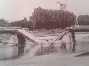 Половин век след невиждано срутване на моста на Марица СНИМКИ