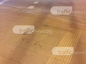 Бой между шофьори в Пловдив завърши със счупено стъкло и рани по главата