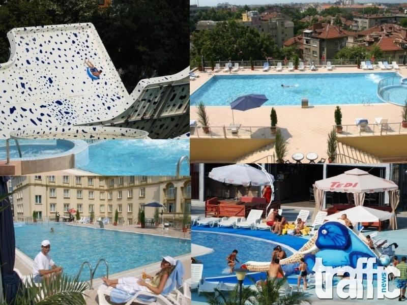 Басейните в Пловдив чакат първите си посетители! Вижте кога отварят и какви ще са цените СНИМКИ