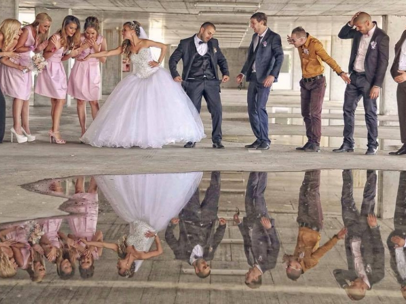 Младоженци си направиха приказка или защо никой не искаше да си тръгне от сватбата на Краси и Пламен СНИМКИ
