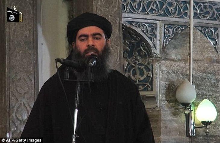 Лидерът на Ислямска държава е убит!