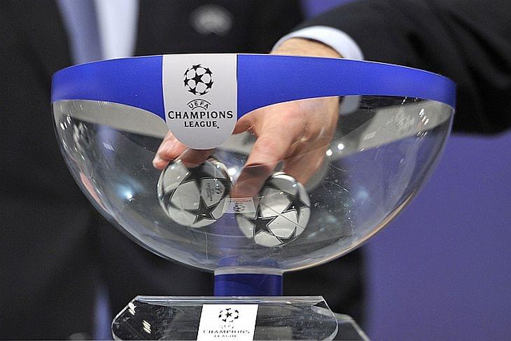Блатер призна за уредени жребии в УЕФА