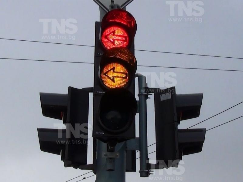 Изграждат светофар и осветление на разклона за Марково, след като затворят Коматевско шосе