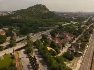 Изпробваха влак в Пловдив, който се движи с 226 км/ч ВИДЕО