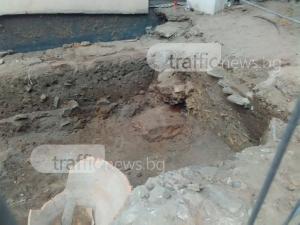 Древни артефакти изскочиха в Стария град СНИМКИ
