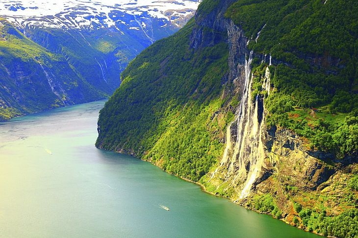 Ето защо Норвегия е най-красивата скандинавска страна СНИМКИ