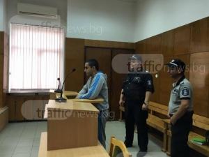Арменецът Акобян намерил пистолетите на улицата и щял да ги носи в полицията