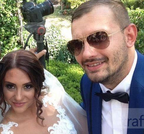 Президентът на Марица надяна брачния хомот, ексканарче му кумува СНИМКИ