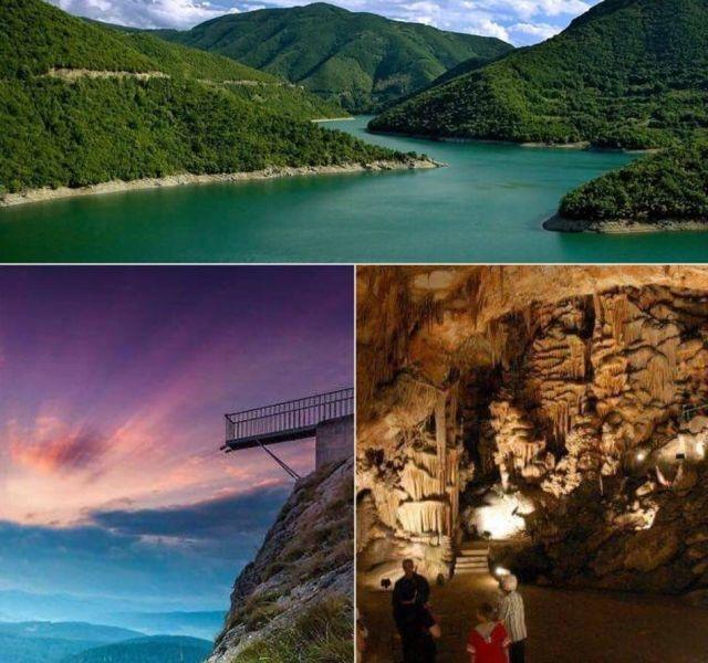 Екскурзия край Пловдив само за ден: Родопите от птичи поглед, офроуд, пещера и жарена пъстърва СНИМКИ