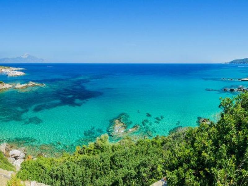 Лятото още не е свършило! Само на 4 часа от Пловдив е остров Тасос! СНИМКИ