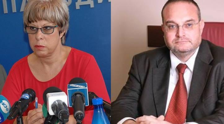 Адвокатите Левашки и Тошкова поемат защитата на