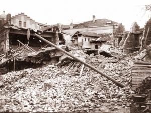 Вижте най-силните земетресения в България, една трета от Пловдив е бил разрушен ВИДЕО