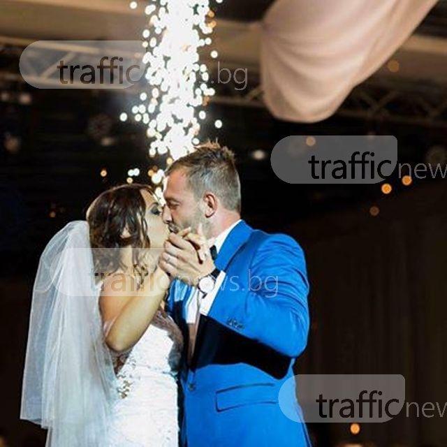 Излезе трейлърът от сватбата на президента на Марица и хубавата Елена ВИДЕО и СНИМКИ