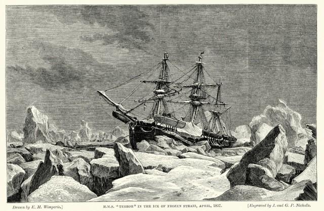 Откриха легендарен кораб в дълбините на океана