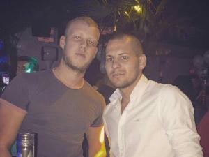 Боксьорът Атанас Кисьов събра 50 гости в W Garden за 21-я си рожден ден