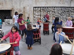 Пловдивски деца ще се докоснат до легендарните японски барабанисти