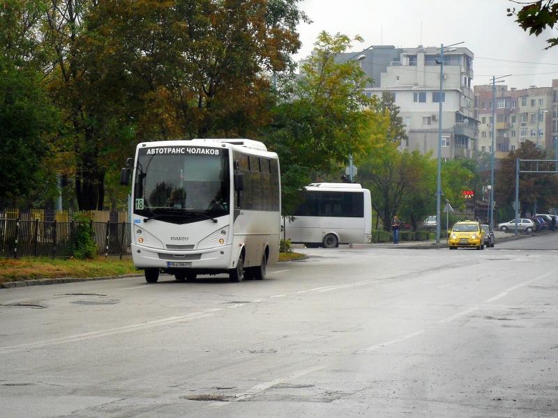 Още едно кръстовище в Пловдив затварят за днес и утре