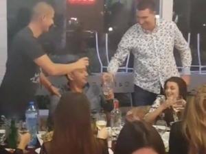 Автотърговецът Димитър Миленков затвори ресторант за  именния си ден