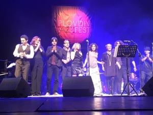 Пловдив Джаз фест започна! It's showtime! СНИМКИ