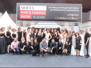 40 топ стилисти на Christian of Roma заминават за най-големия фризьорски форум в Европа