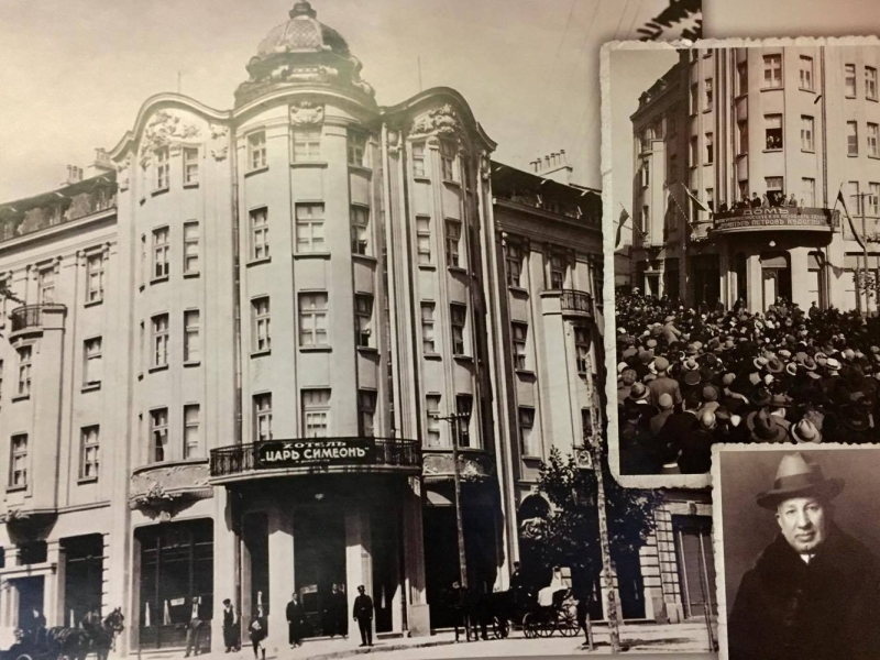 Красиви спомени: Емблематична сграда краси централния пловдивски площад