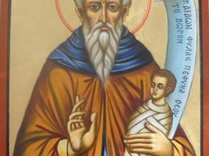 Почитаме паметта на Свети Стилиян - защитник на бебетата и децата