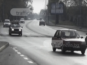 Пловдивчани се оплакват от незаконни гонки на булевард убиец ВИДЕО