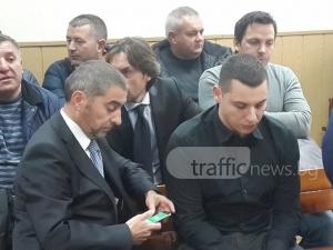 Връщат Любомир Трайков в ареста! СНИМКА и ВИДЕО