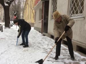 Каква е глобата, ако не почистим пред дома си ВИДЕО