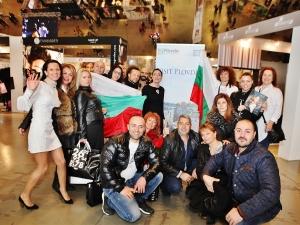 Кметът на Торино опозна Пловдив чрез… света на модата и прическата СНИМКИ