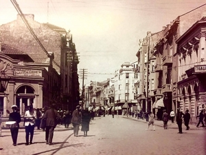 Главната на Пловдив през XIX век