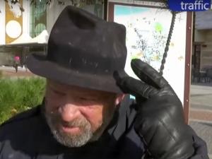 Коминочистачът Христос: Пловдивчанин ми предложи пари да запуша комина на съседа му ВИДЕО