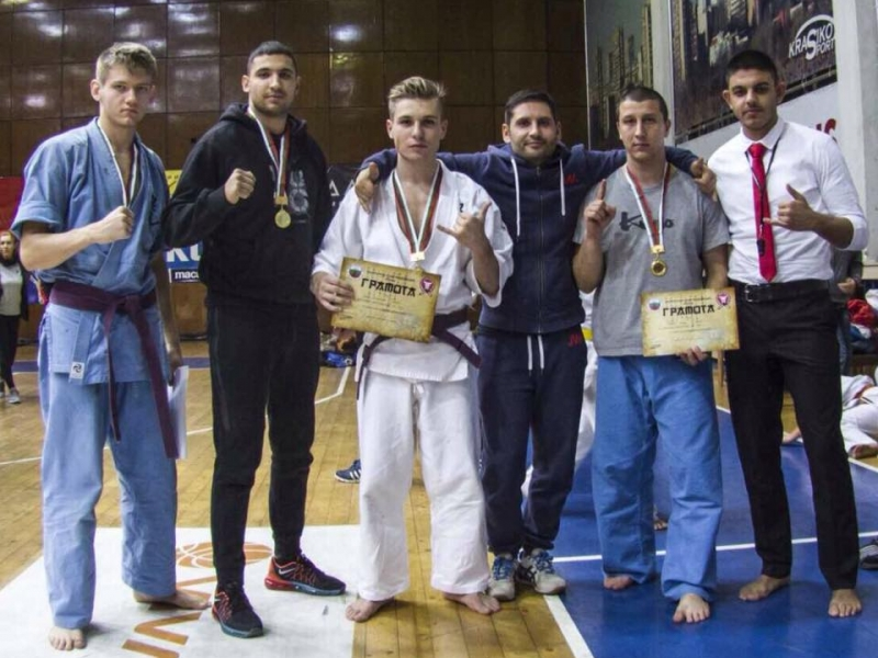 Пловдивчани обраха златните медали на Държавен шампионат по кудо СНИМКИ