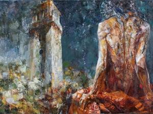 Васил Петров показва живопис в Пловдив