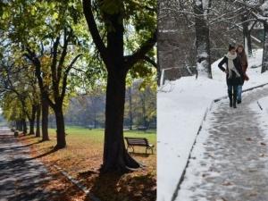 Този уикенд – пролет, другата седмица сняг